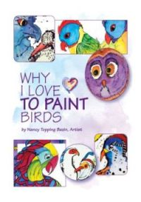 Book Cover: Why I Love to Paint Birds